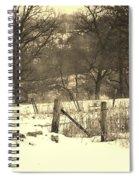Farmland Spiral Notebook