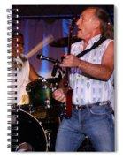 Farner #7 Spiral Notebook