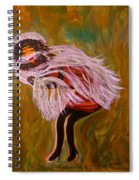 Farrella Mcshade Spiral Notebook