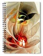 Fascinated Spiral Notebook
