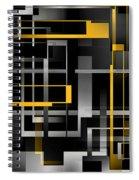 Fascinating Spiral Notebook