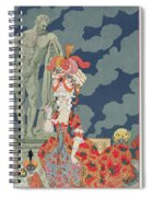 Fashion At Its Highest Spiral Notebook