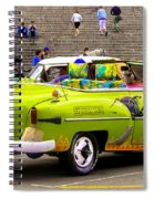 Fast And Furious In Cuba Spiral Notebook