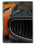 Fast Company Spiral Notebook