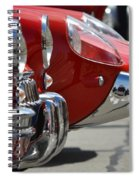 Fast Sports Cars Spiral Notebook