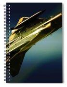 Fast Turn Spiral Notebook