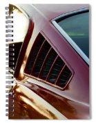 Fastback Spiral Notebook