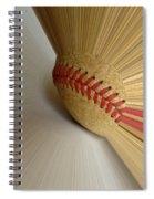 Fastball Spiral Notebook