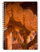 Fatehpur Sikri Detail Spiral Notebook