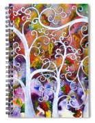 Fates Spiral Notebook