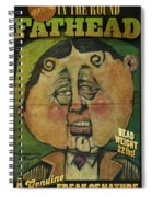 Fathead Poster Spiral Notebook
