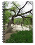Father And Son Hike Spiral Notebook