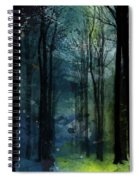 Father Frost Is Coming Spiral Notebook