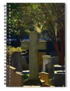 Father Son And Holy Spirit Spiral Notebook