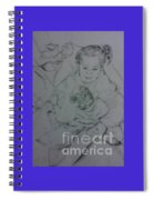 Father's Loves  Spiral Notebook