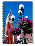 Faux Italy Spiral Notebook
