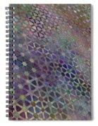 Favorite Old Quilt 3 Spiral Notebook