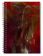 Fear Of Falling Spiral Notebook