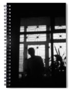 Fear Of The Dark Spiral Notebook
