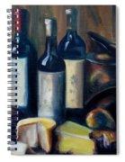 Feast Still Life Spiral Notebook