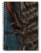 Feather Collection Spiral Notebook