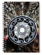 Feather Headdress Spiral Notebook