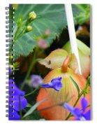 Fecund Spiral Notebook