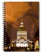 Federal Courthouse St Louis Spiral Notebook