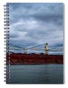 Federal Elbe Spiral Notebook