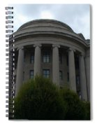 Federal Trade Commission Spiral Notebook