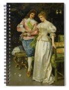 Betrothed Spiral Notebook