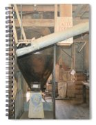 Feed Mill Spiral Notebook