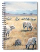 Feed My Sheep Spiral Notebook