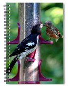 A Teaching Moment Spiral Notebook