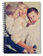 Feel The Joy Spiral Notebook