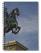 Felipe Iv Spiral Notebook