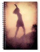 Feminine Freedom Spiral Notebook