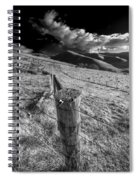 Fenced In Spiral Notebook
