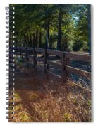 Fenceline 1 Spiral Notebook