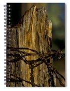 Fenceline 2 Spiral Notebook