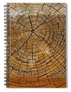 Fencepost Top 2 Spiral Notebook