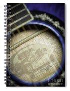 Fender Hot Rod Design Guitar 2 Spiral Notebook