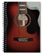 Fender Spiral Notebook