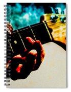 Fender Strat Spiral Notebook