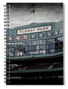 Fenway Memories - 1 Spiral Notebook