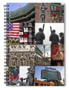 Fenway Memories Spiral Notebook
