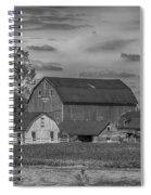 Fenwick Barn 7k02210b Spiral Notebook