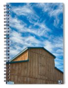 Fenwick Barn  7p01967 Spiral Notebook