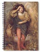 Ferdinand And Ariel, 1880 Spiral Notebook