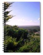 Ferguson Valley Landscape Spiral Notebook